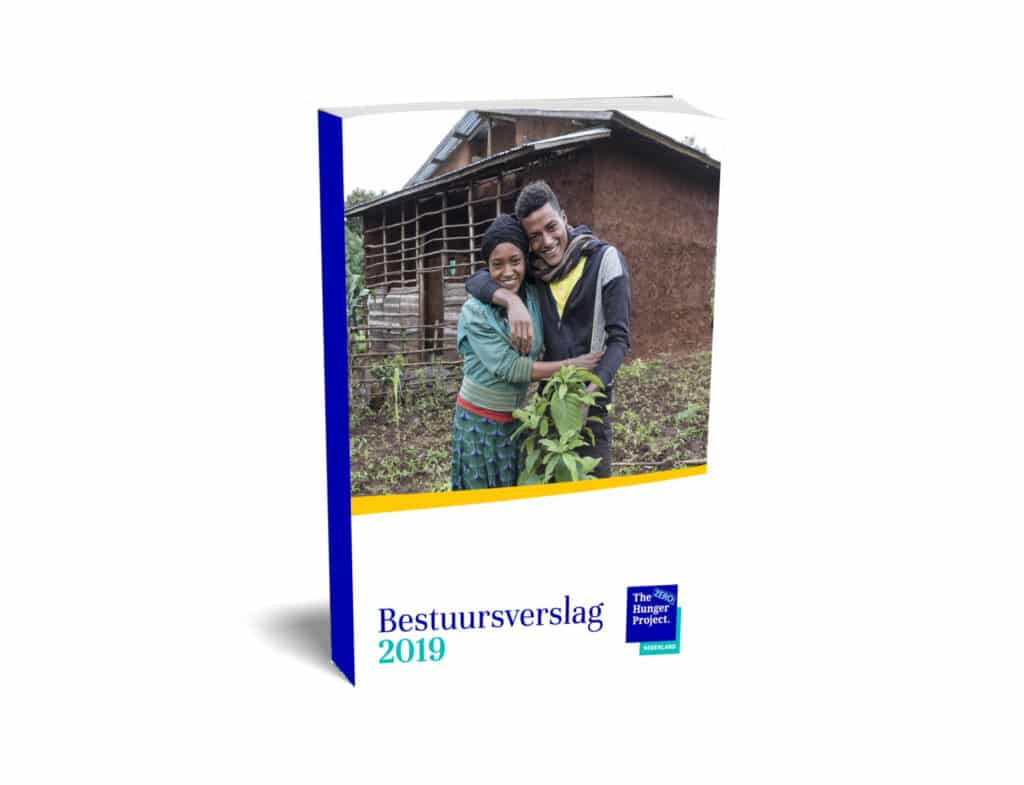 Bestuursverslag-The-Hunger-Project-2019-cover-3D