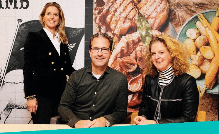 Zandbergen-World's-Finest-Meat-Barbara-Charlotte-Joris-Zandbergen-investeerder-The-Hunger-Project
