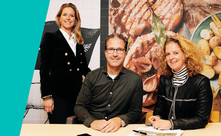Zandbergen-Worlds-Finest-Meat-Barbara-Charlotte-Joris-Zandbergen-investeerder-The-Hunger-Project