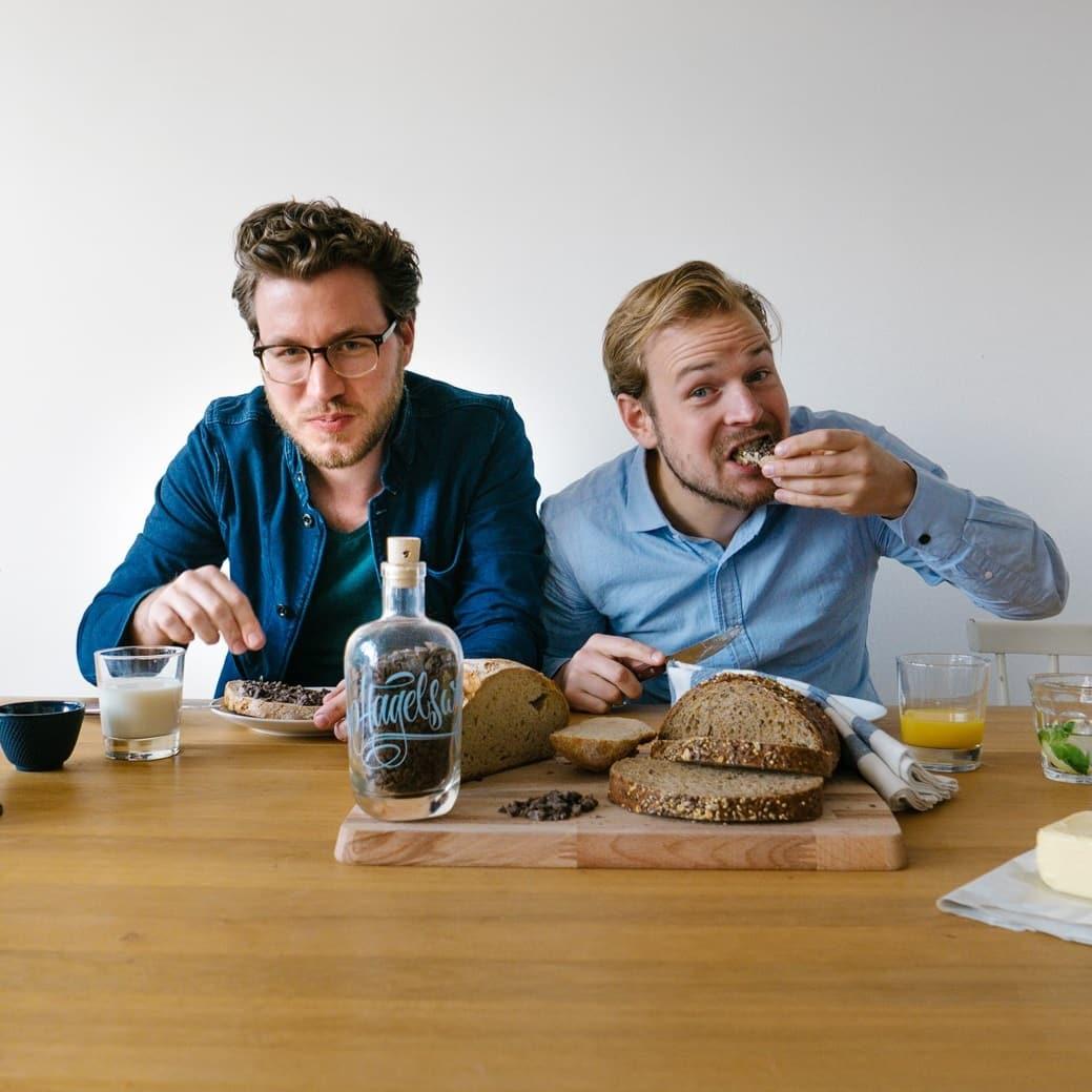 Hagelswag-Robbert-Vos-en-Lennart-de-Jong-investeerder-The-Hunger-Project